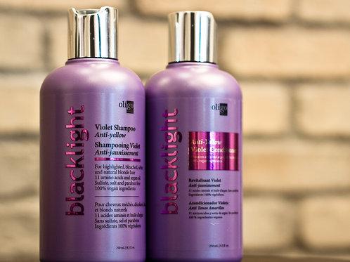 Oligo Violet Shampoo & Conditioner Set