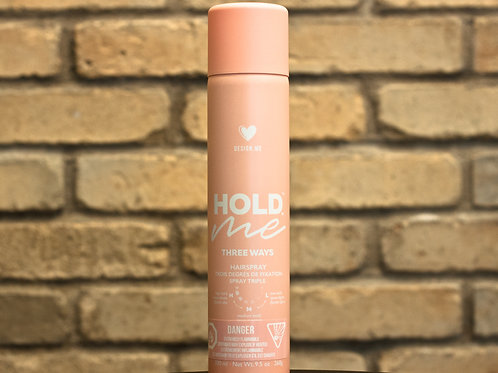 Design.ME Hold.ME Three-Way Hairspray