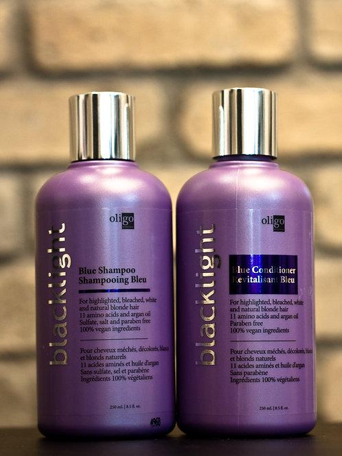 Oligo Blue Shampoo & Conditioner Set