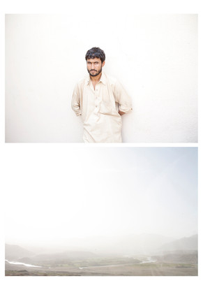 """From the series: """"Freed: faces of Guantanamo"""""""
