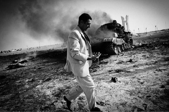 Libya, 2011.