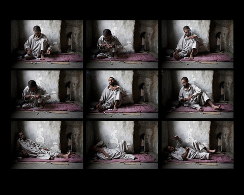 "From the series: ""Addicts, a generation lost to Afghanistan"""