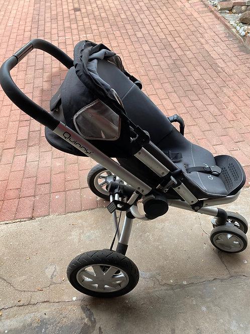 Quinny Baby car seat and pram