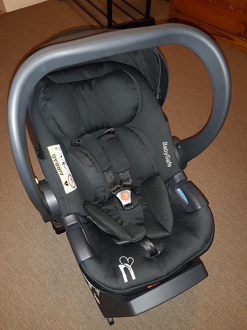 Noola i-Size car seat and isofix