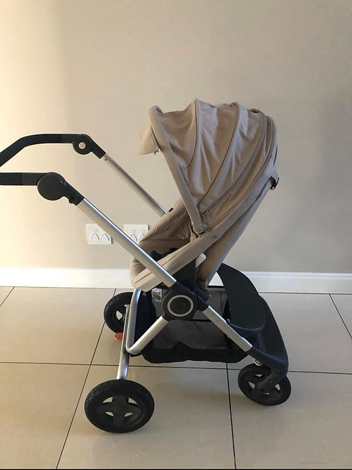 STOKKE SCOOT extra grey cover