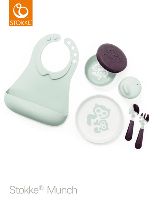 BRAND NEW IN BOX_Stokke Munch Complete Set
