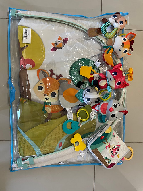 Tiny Love Into The Forest Gimini Deluxe + 2 Extra Toys (Book & Jitter toy)