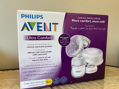 Philips Avent Ultra Comfort Single Electric Breast Pump