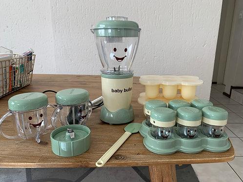 Nutribullet Baby Bullet Food Blender (20 Piece Set)