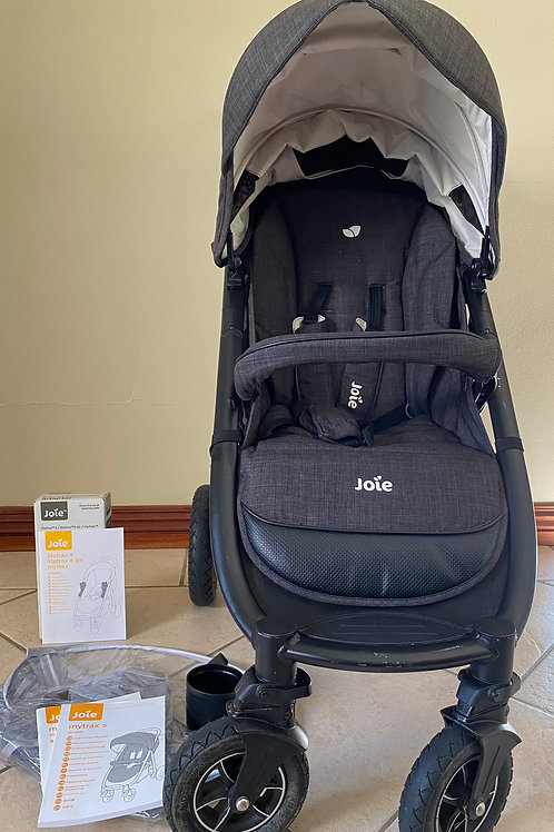 Joie mytrax combo cruiser (pram/stroller)