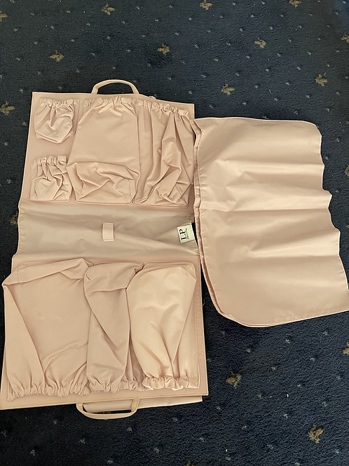 Nappy bag organiser and changing mat