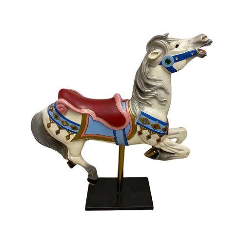 Carousel horse (size of carousel horse)