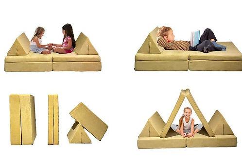 MINGO - Soft Play Sofa of Dreams