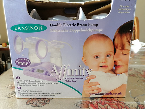 Lansinoh Affinity double electric breast pump hospital