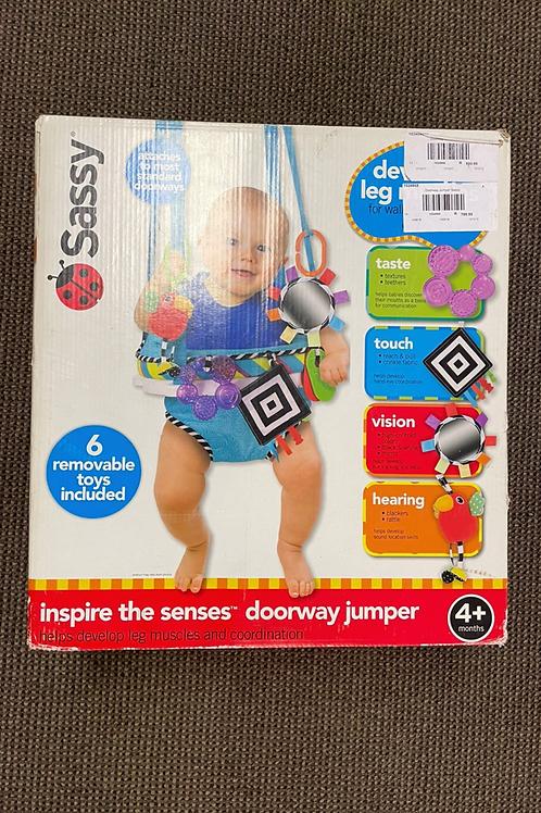 DOORWAY JUMPER