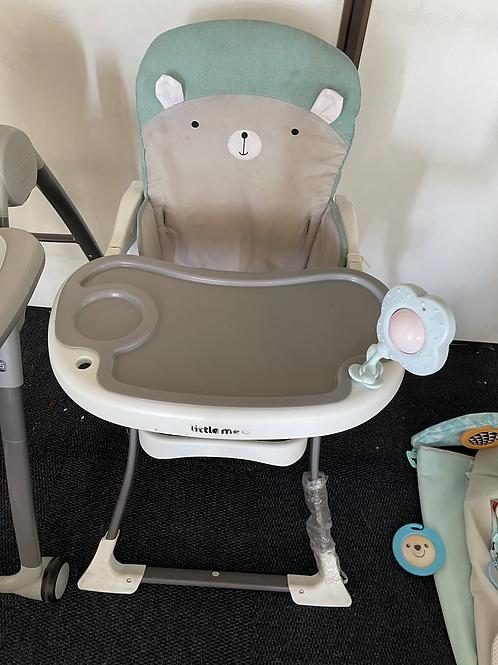 Little me high chair