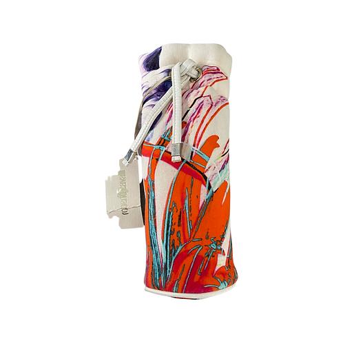 Roberto Cavalli bottle carrier