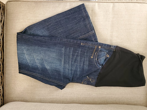 Truworths Straight Cut Maternity Jeans (34) - Good Condition