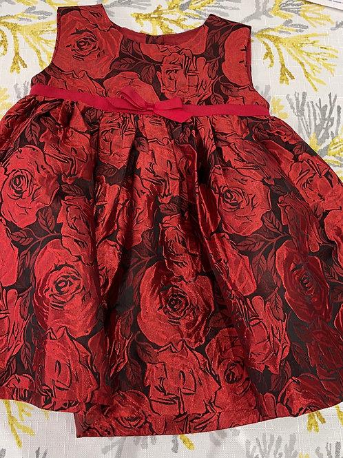 Roses Dress 6M