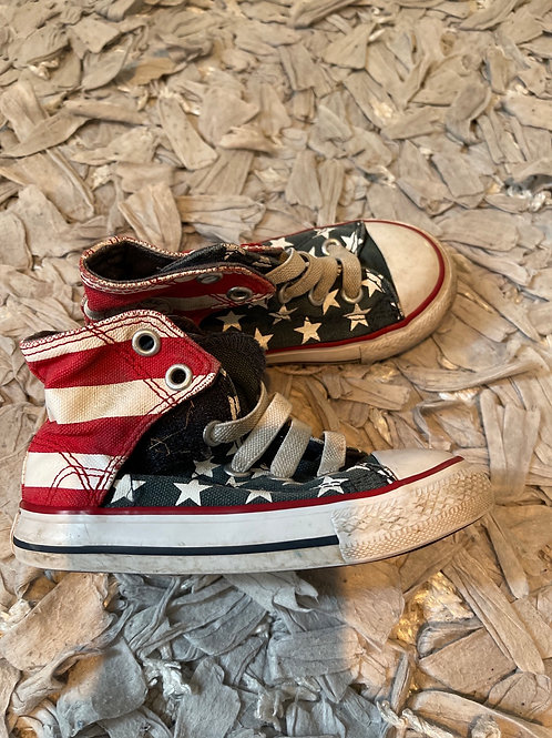 All stars well used size 7