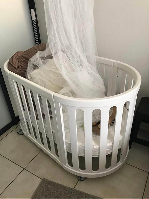 Babyhood Kaylula - Sova Railup/Classic + Mosquito Net withstand