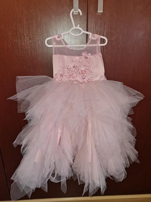 Blush Pink Party Dress 12-18MNTHS
