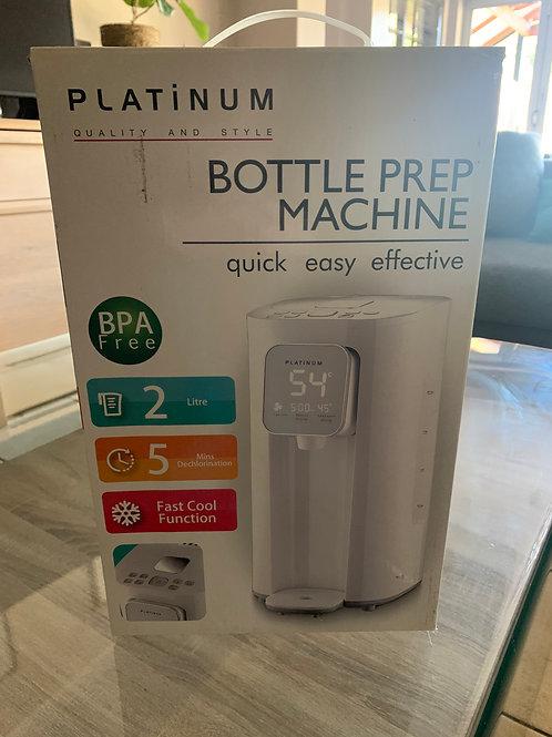 Bottle Prep machine