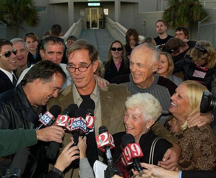 Bill meets press.JPG