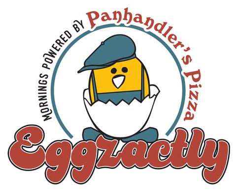 Panhandle's Eggzactly Breakfast Pizza