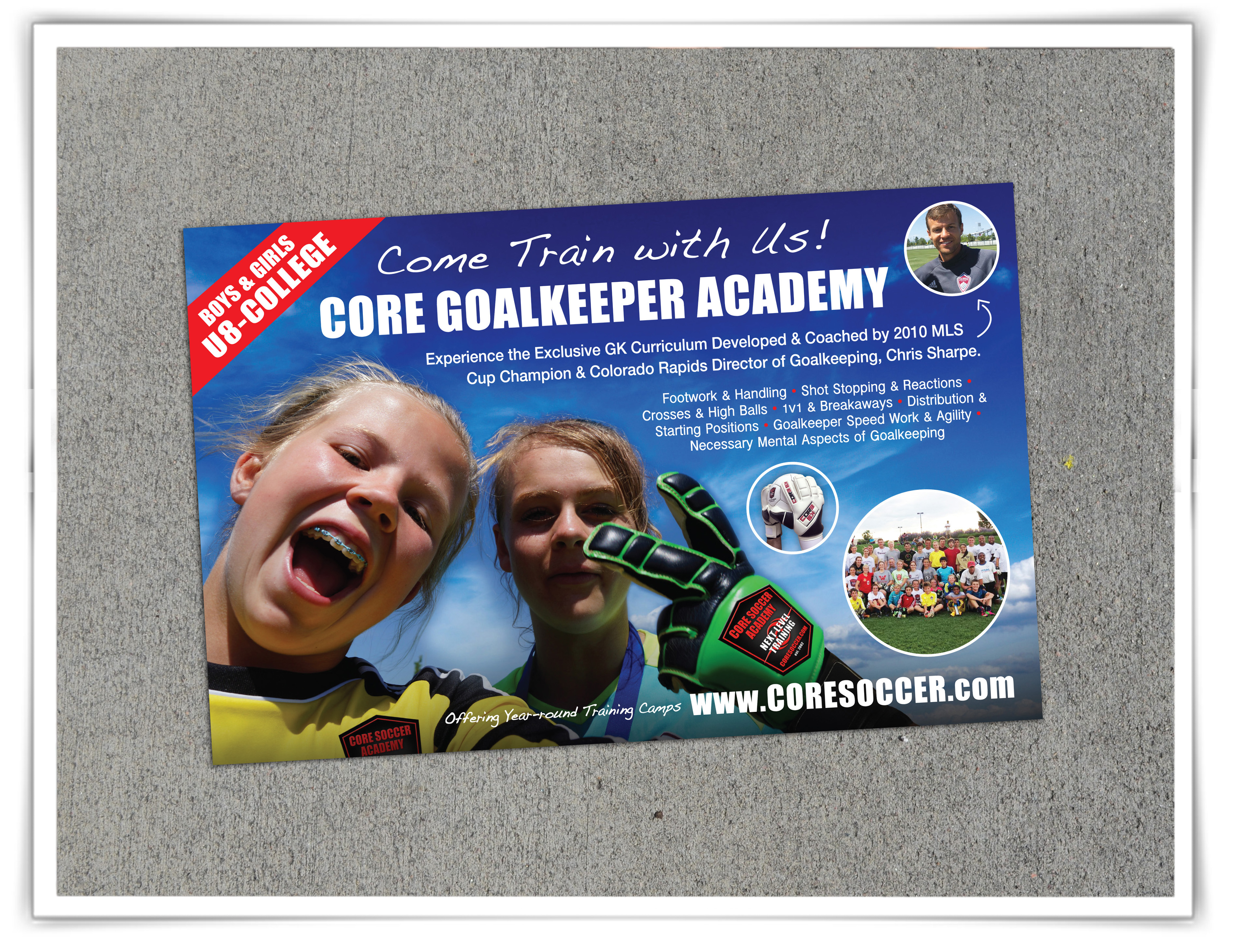 Core GoalKeeper Academy