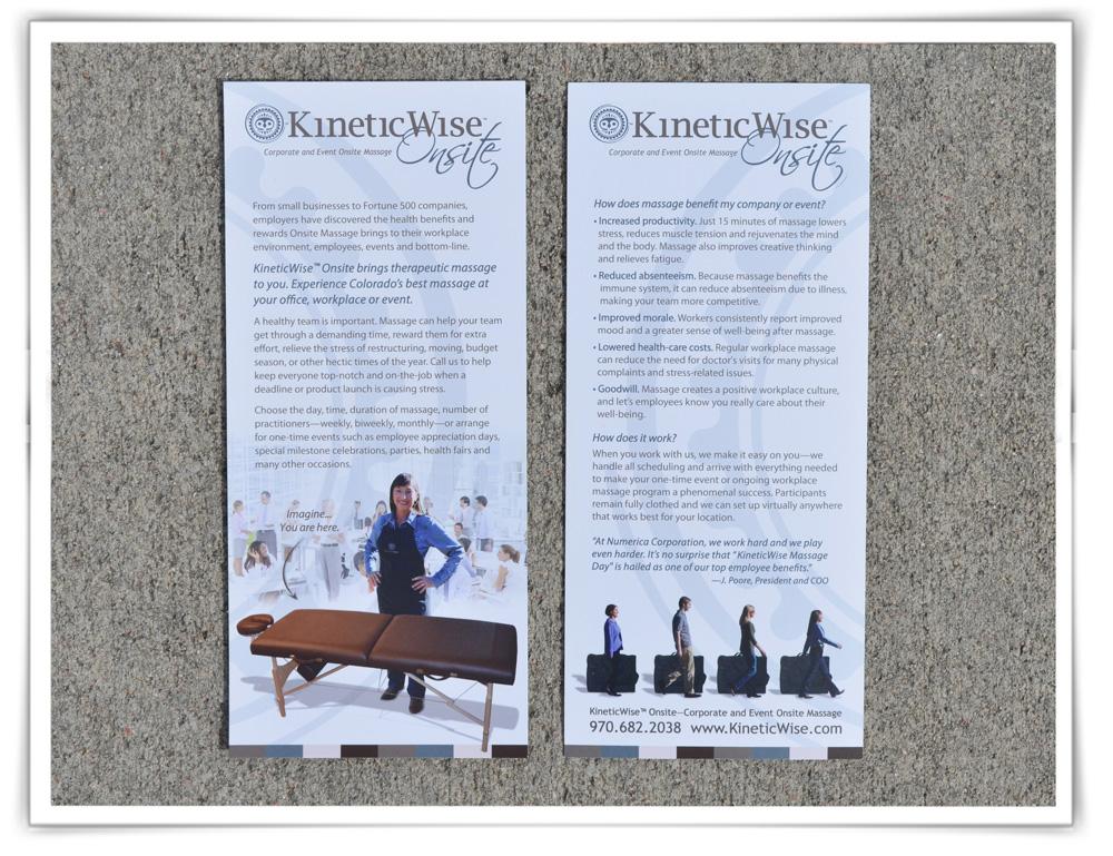 KineticWise Massage - Onsite