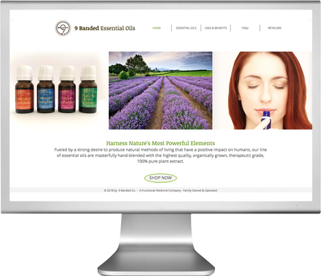 9 Banded Co Essential Oils