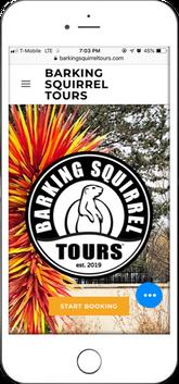 Barking Squirrel Tours