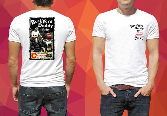 BackYard_Daddy T-shirt