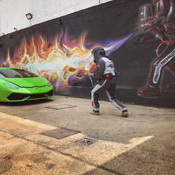 Lamborghini Huracan - Verde Mantis