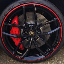 Painted Alloy - Lamborghini