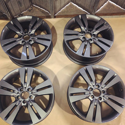 Painted Set Of Alloys