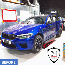 M5 Competition - Structural Repair