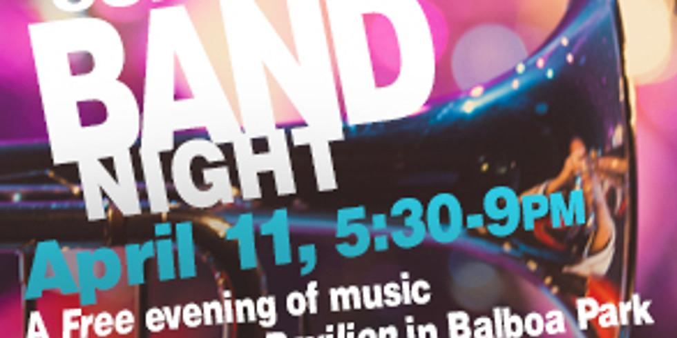 San Diego County College Band Night