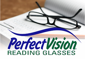 Perfect Vision Reading Glasses