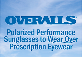 Overalls Polarized Sunglasses