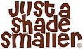 Just A Shade Smaller Logo