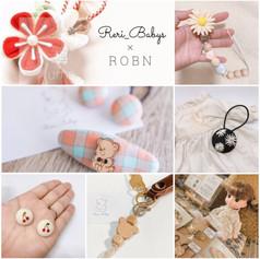 Reri_Babys と ROBN