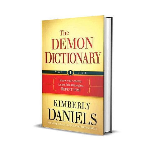 Demon Dictionary Vol 1