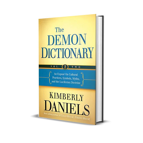 Demon Dictionary Vol 2
