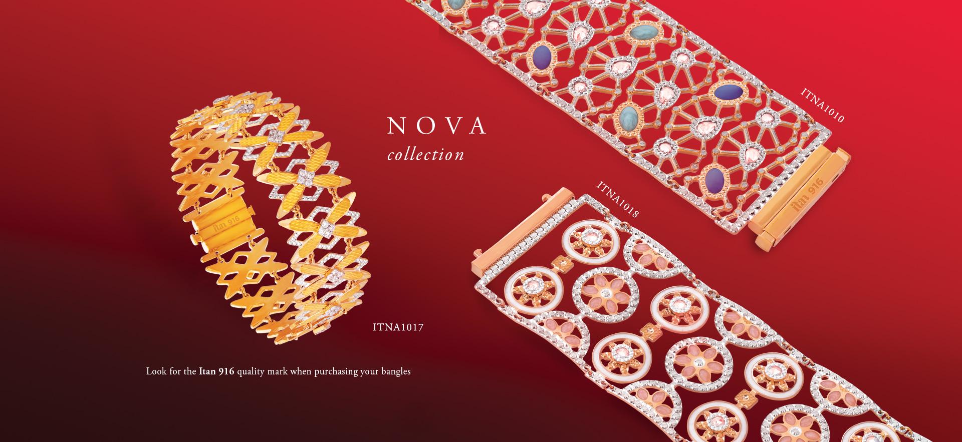 Itan_Nova_Gold_Jewellery_Bracelet_Dubai_