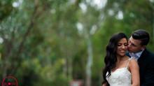Charlie & Samantha's Wedding - A Car Crash Love features on Easy Weddings