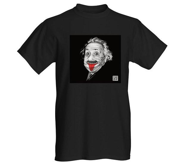 """Men's T-shirt """"Albert Einstein"""""""