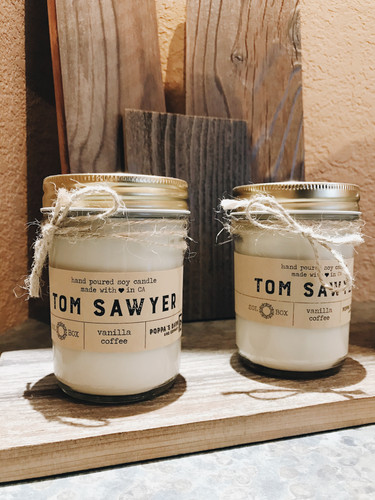 Poppa S Barn Amp Co Reclaimed Wood Candles