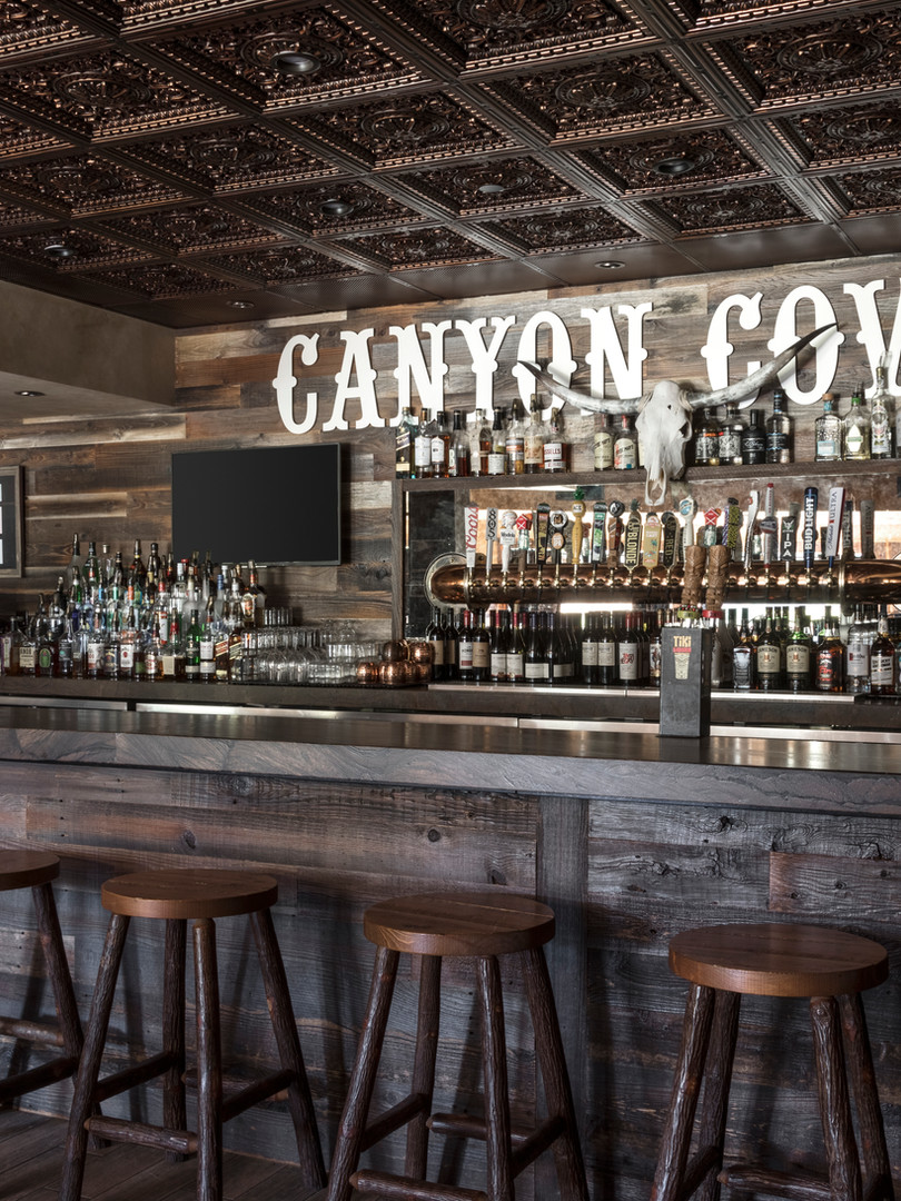 Sand & Stone and Smokey Mountain at The Canyon Cowboy